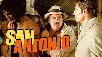 San Antonio (2004) on Netflix in France